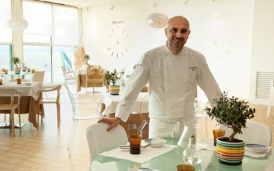 "Michelangelo Citino: ""Best Airport Chef of the Year""!"